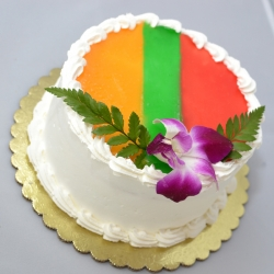 Tropical Cakes Haupia Mango Chantilly Guava Pineapple Delight